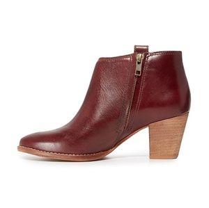 Madewell | Dark Cabernet Billie Boots